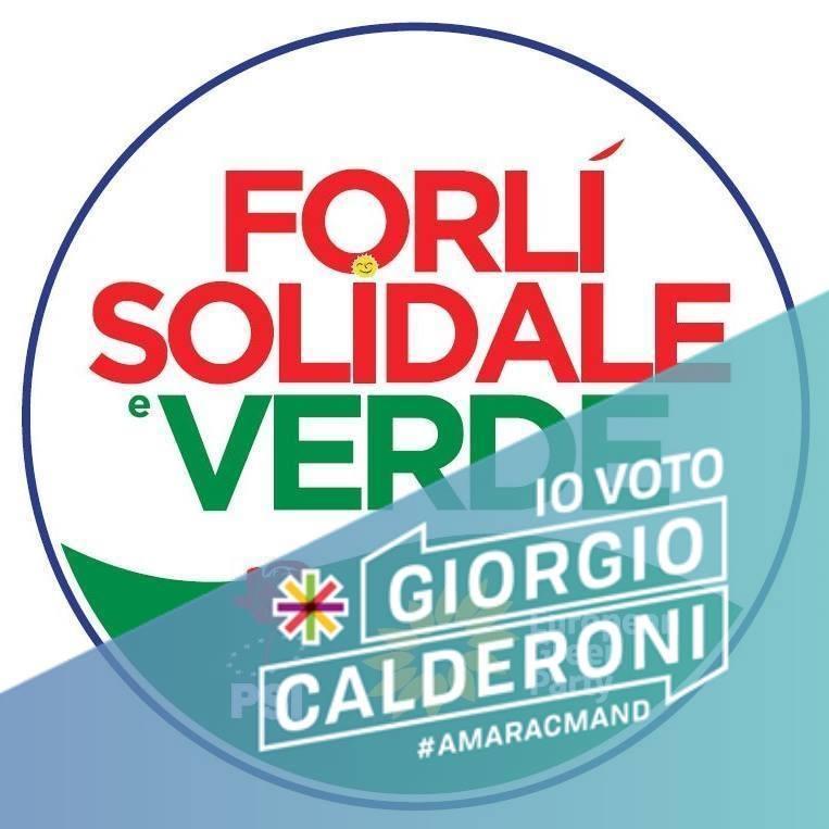 Il 9 giugno vota Giorgio Calderoni #Amaracmand